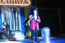 Lintu & Sebastian, Cirkus Wictoria 2011