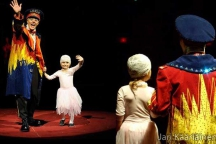 Klovni Sebastian - Sirkus Finlandia 2008